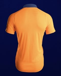 84e9014dee6 Orange-centric kit for India's game against England - Sports Lounge