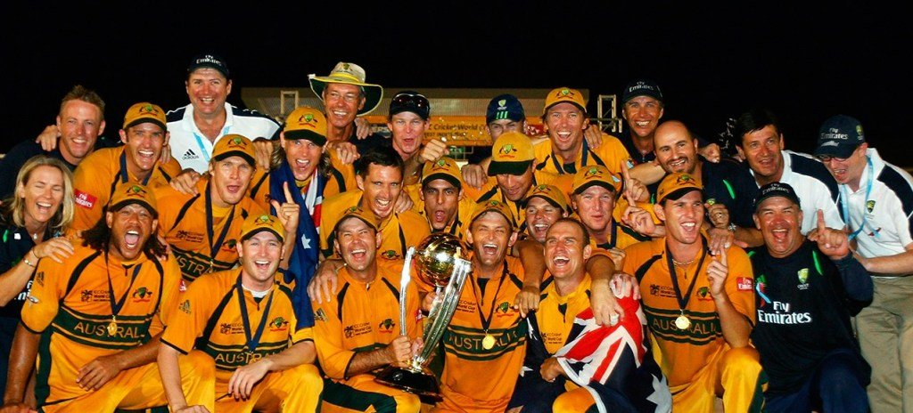 Total Recall Australia Make It Three In A Row In 2007 World