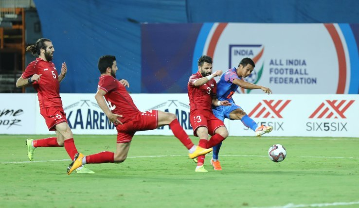 India end Intercontinental Cup campaign with draw against