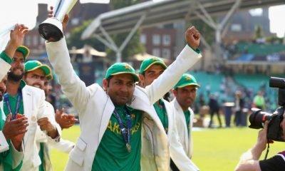 Sarfaraz Ahmed, Pakistan Skipper
