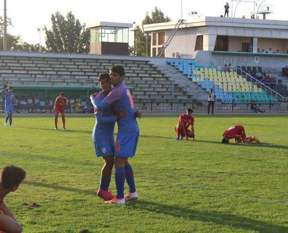 India U-16 football