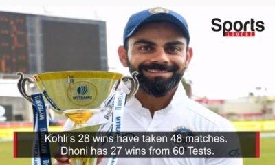 Virat Kohli - Indian captain