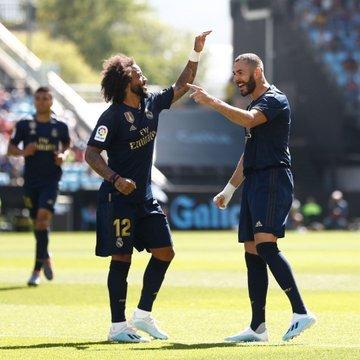 Bale drives Real Madrid to victory over Celta Vigo in La Liga