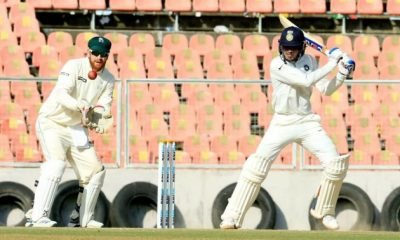 INDIA A VS SOUTH AFRICA A