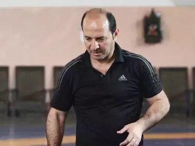 coach Hossein Karimi,