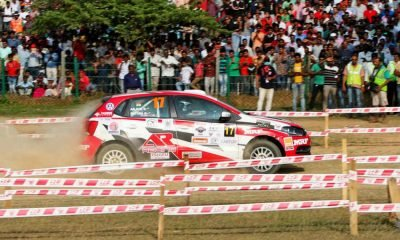 motor sport India
