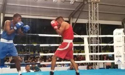 Baddi, Himachal Pradesh, boxing championship