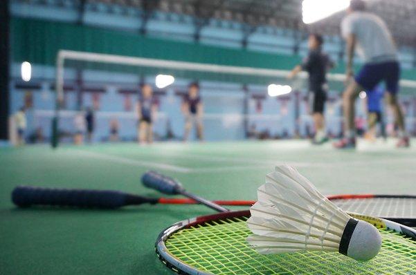 Badminton Representation image