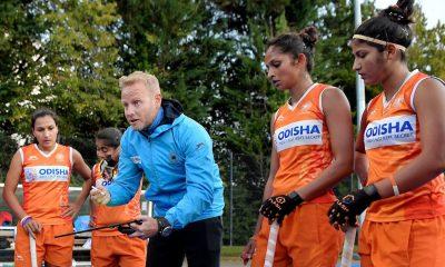 Chief Coach Sjoerd Marijne