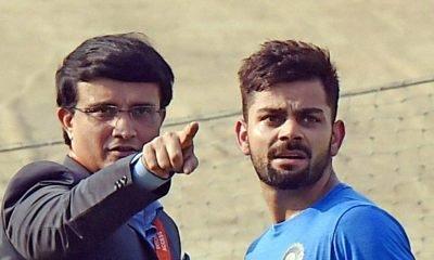 Ganguly and Kohli