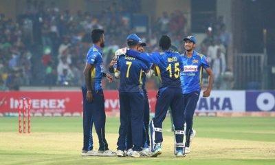Sri Lanka 1ST t20