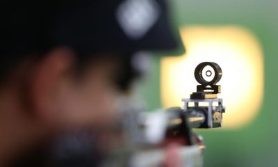 Indian shooters aim to book Olympic quota places in Asian Shooting C'ship