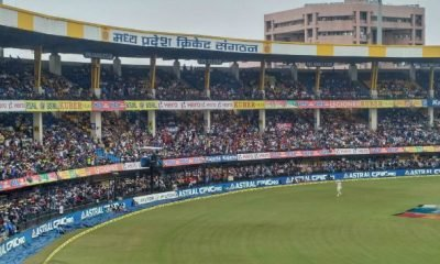 Indore- Holkar Stadium