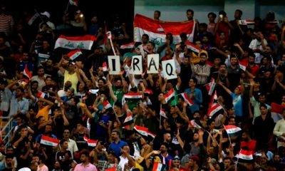 Iraq Football lovers