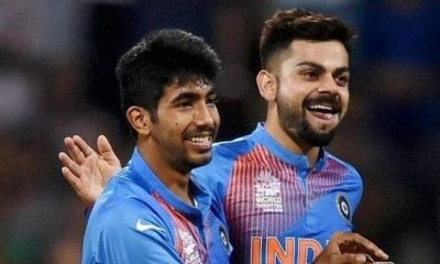 Kohli and Bumrah
