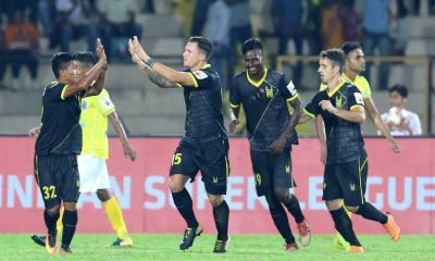 Marcelinho wins it for Hyderabad against Kerala in ISL