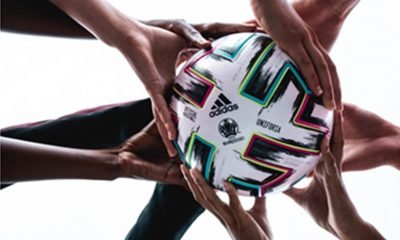 Official Match Ball for UEFA 2020 - 2