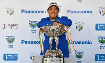 Shiv, Chikkarangappa finish tied second, Kim wins Panasonic Open India