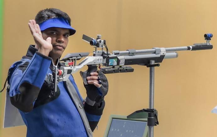 Shooter Deepak Kumar