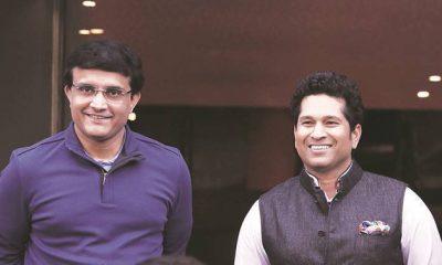 Sourav Ganguly Sachin Tendulkar