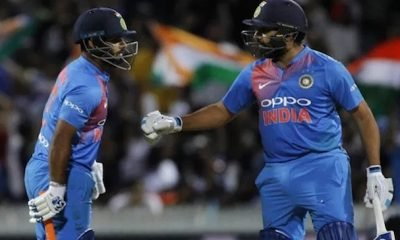 rohit and pant