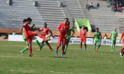 I-League: Aizawl, Chennai settle for draw