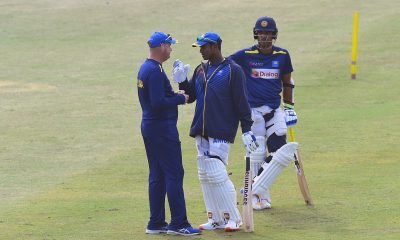 team sri lanka with arthur