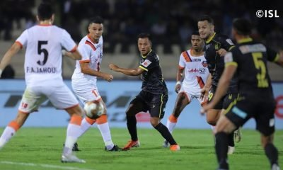 FC Goa edge past Hyderabad in ISL