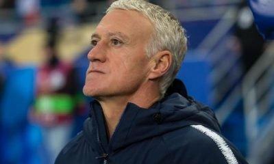 France extend coach Deschamps' contract till 2022 World Cup