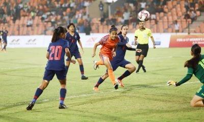 India girls edge Thailand, face Sweden in U17 football final