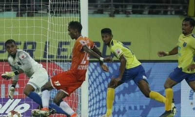 Late goal helps FC Goa force draw with Kerala in ISL