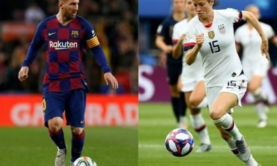 Messi rapionoe