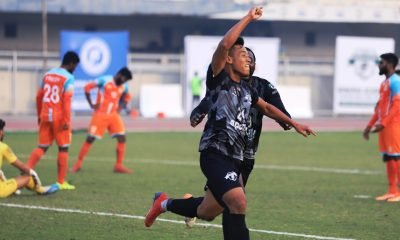Second-half blitzkrieg helps Punjab down champions Chennai City