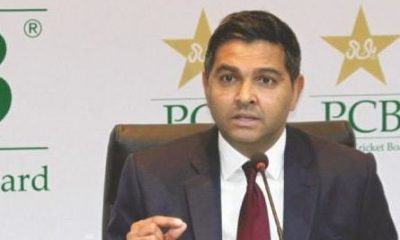 Wasim Khan steps down as Pakistan's cricket committee head