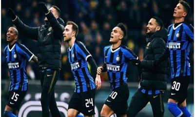 Italian Cup: Winning debut for Eriksen as Inter reach semi-finals