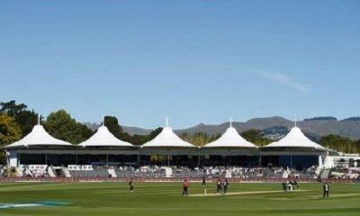 Christchurch's Hagley Oval