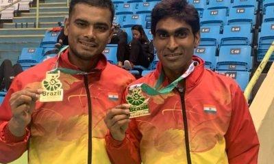Brazil Para Badminton: Bhagat stars as India bag 10 medals