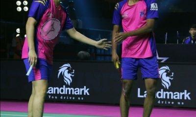 Hendra Setiawan and Chirag Shetty