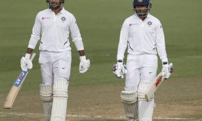 India warm-up