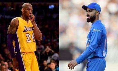 Kobe Bryant's death shows life can be so fickle: Virat Kohli