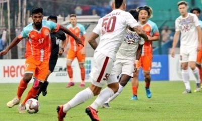 Mohun Bagan vs Chennai