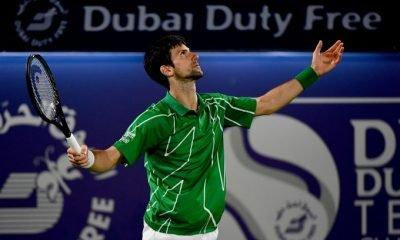 Novak Djokovic captures 79th career title in Dubai