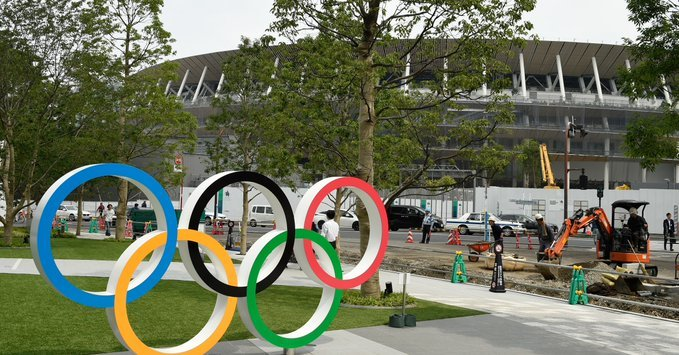 Tokyo Olympics