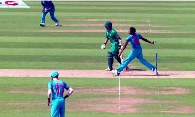 Bumrah no-ball photo