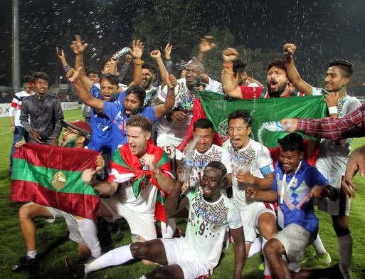 Mohun Bagan I-League