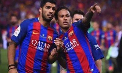Suarez-Neymar