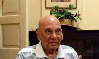 cricketer Walter D'Souza
