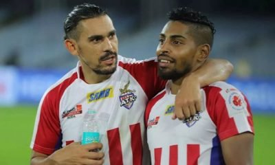 ATK Mohun Bagan Roy Krishna David Williams