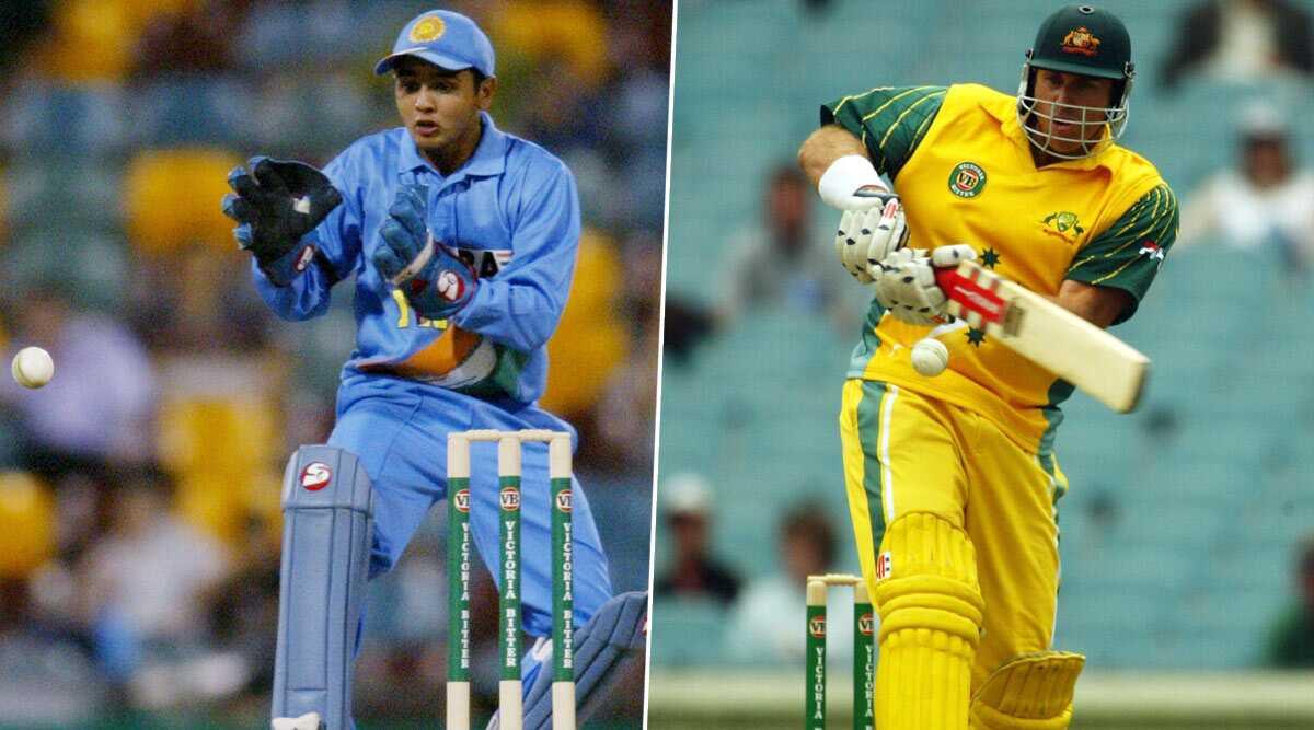 Parthiv-Patel-and-Matthew-Hayden