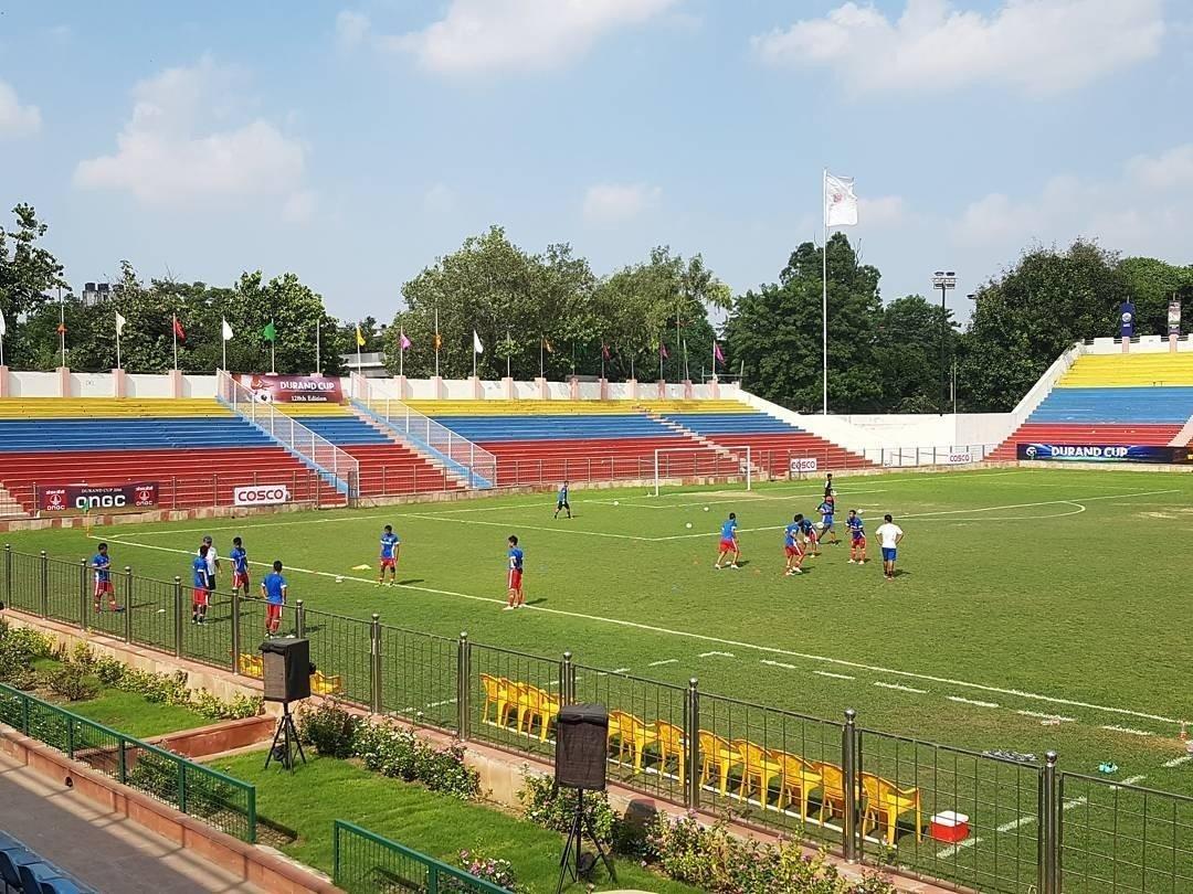 ambedkar stadium -delhi